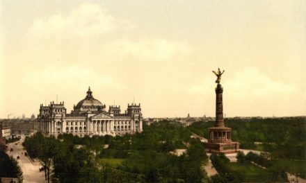 A Short Video of Berlin in 1900