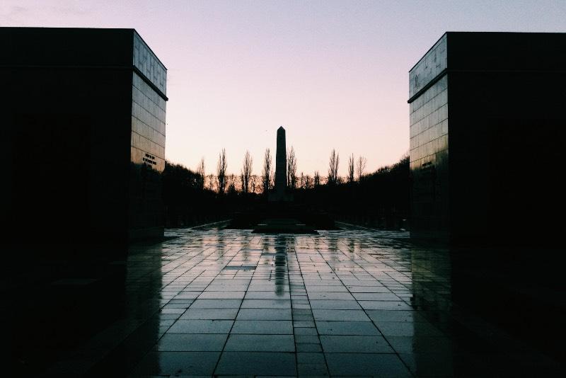 Soviet War Memorial on Schönholzer Heide