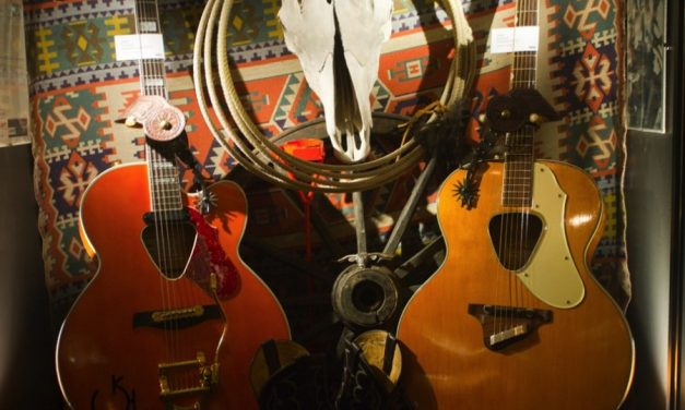 Guitars Museum in Umeå