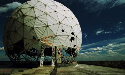 Teufelsberg by the New York Times
