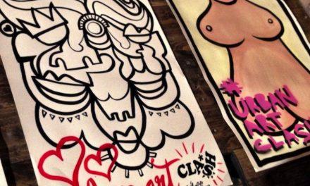 Berlin Street Art Meeting – Winter Edition