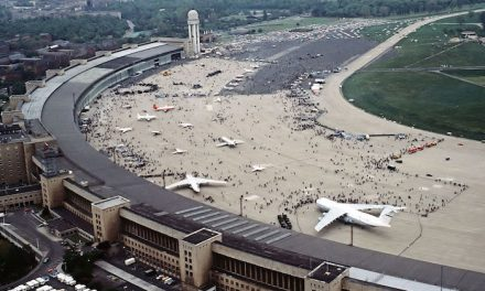 Tempelhof: The Mother of All Airports