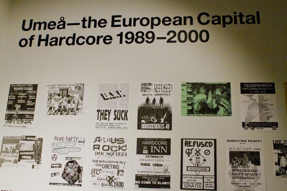 European Capital of Hardcore: Umeå 1989-2000