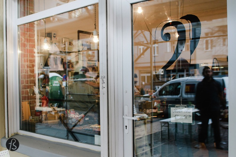 Cafe Berlin: Two and Two in Neukölln
