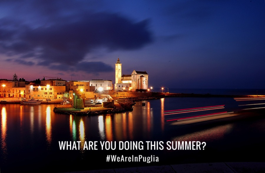 What are you doing this summer? How about going to Puglia?  #WeAreInPuglia