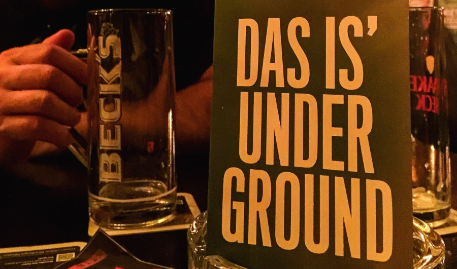 Underground Guide to Berlin if you only have 24 hours