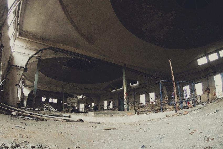 Flugzeughallen Karlshorst
