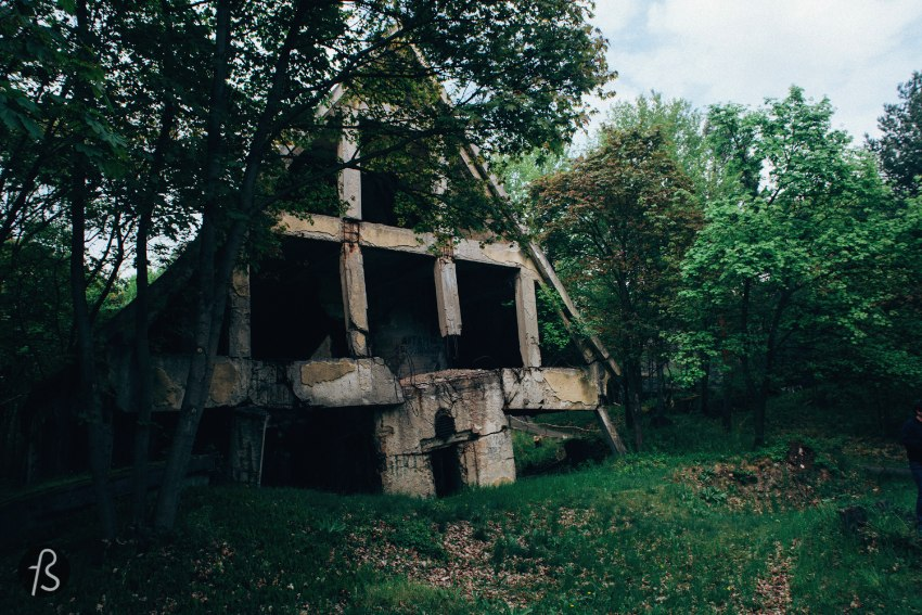 Visiting the Ruined Bunkers in Wunsdorf