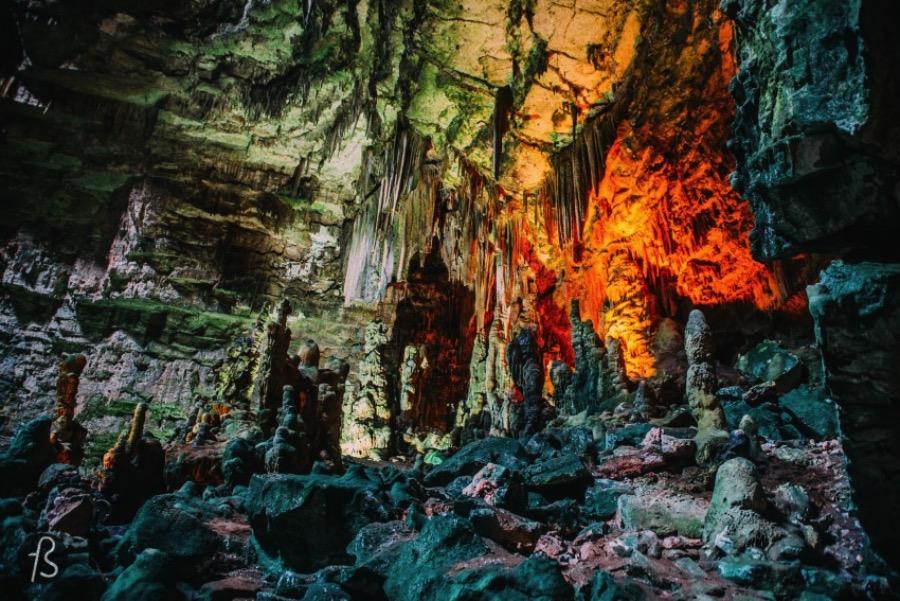 Grotte di Castellana for #WeareinPuglia