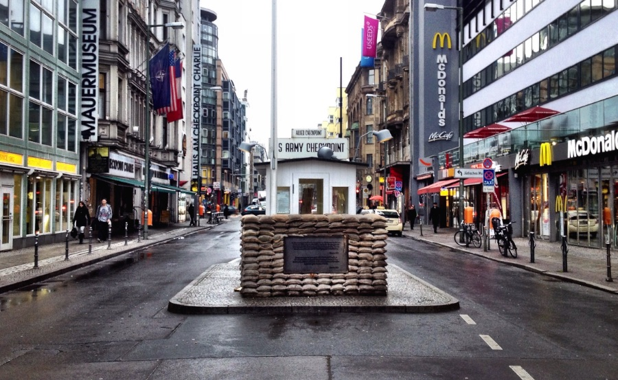 Checkpoint Charlie: Why you shouldn't visit it