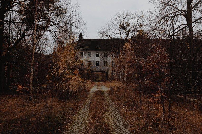 Our Visit to Kaserne Krampnitz, November 2013