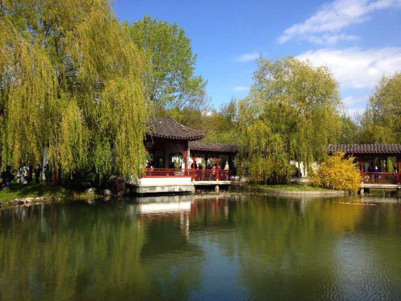Parks in Berlin: Our favorite parks to visit in Berlin