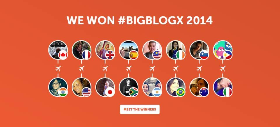 Big Blog Exchange: Philippines here we go!