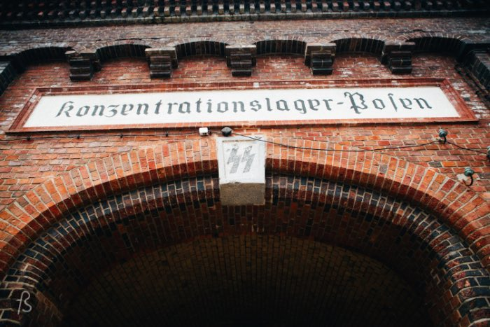 Fort VII: visiting the Konzentrationslager Posen