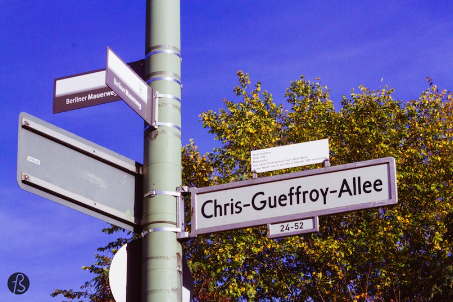 Chris Gueffroy: The last victim of the Berlin Wall