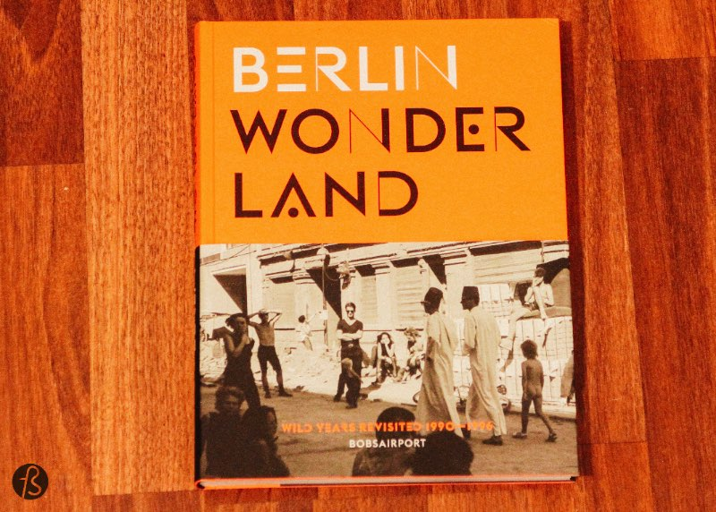 Fotostrasse Holiday Gift Guide Berlin Wonderland - Berlin Wonderland is a photograph book showing the wild years of Berlin between 1990 and 1996. That is the Berlin we grow up dreaming of living one day and this is why we loved this book so much.