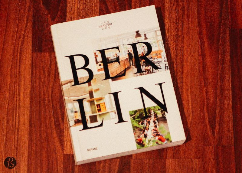 Fotostrasse Holiday Gift Guide: Berlin Books Cee Cee - Cee Cee is our favorite newsletter about Berlin. They often show us places we never heard of and we are always amazed by their weekly links. Their book came as a pleasant surprise and we bought it at the release party. We came out of there with such a beautiful book that we could advise you to get it just based on graphic design.