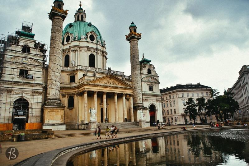 A Visit to Karlplatz in Vienna