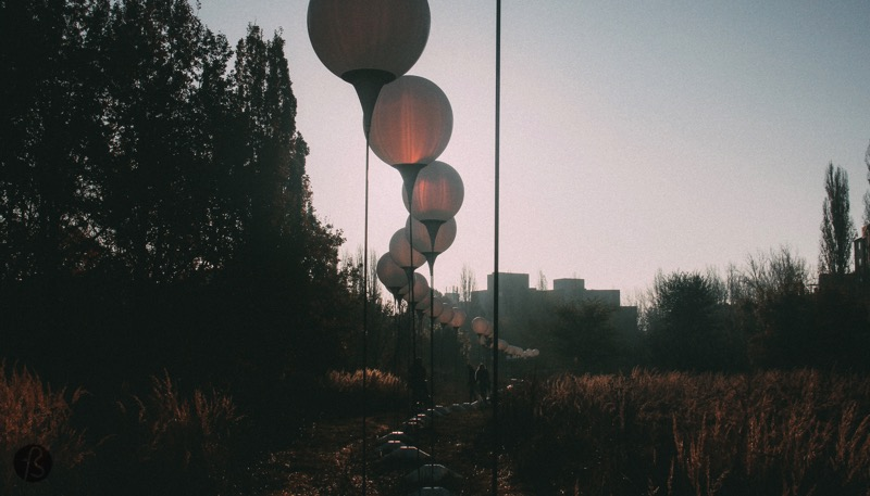 Lichtgrenze: Celebrating the Fall of the Berlin Wall