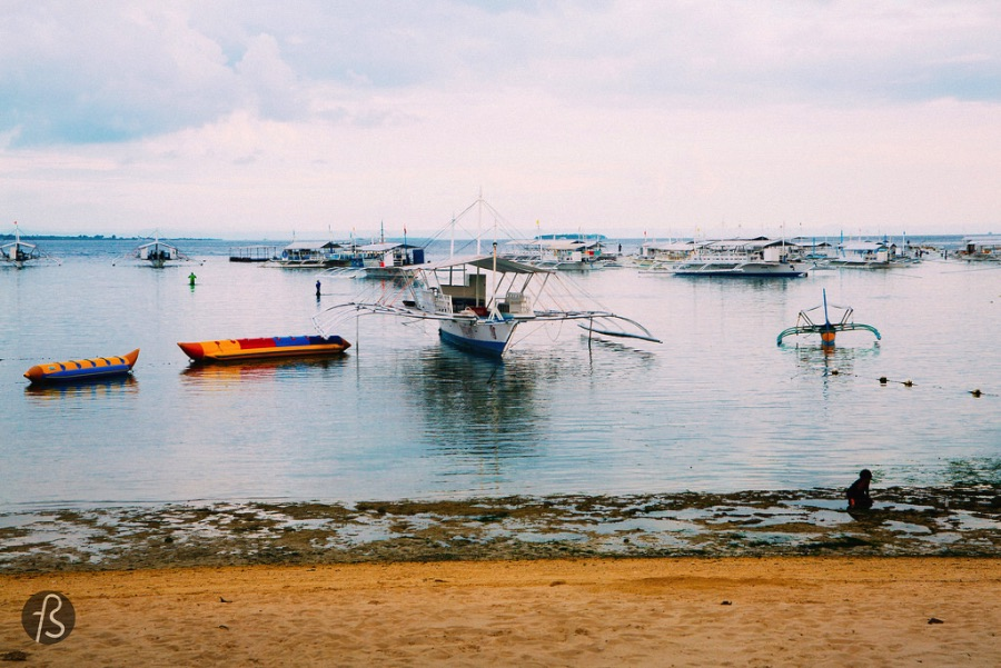 how to get to oslob from cebu
