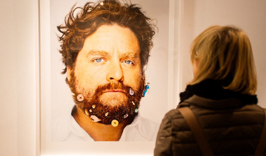 Martin Schoeller at CWC Gallery in Berlin