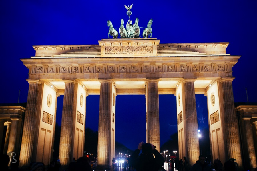 Your Parents and Berlin, a perfect match!