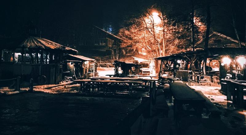 Our Winter Experience at Herrankukkaro