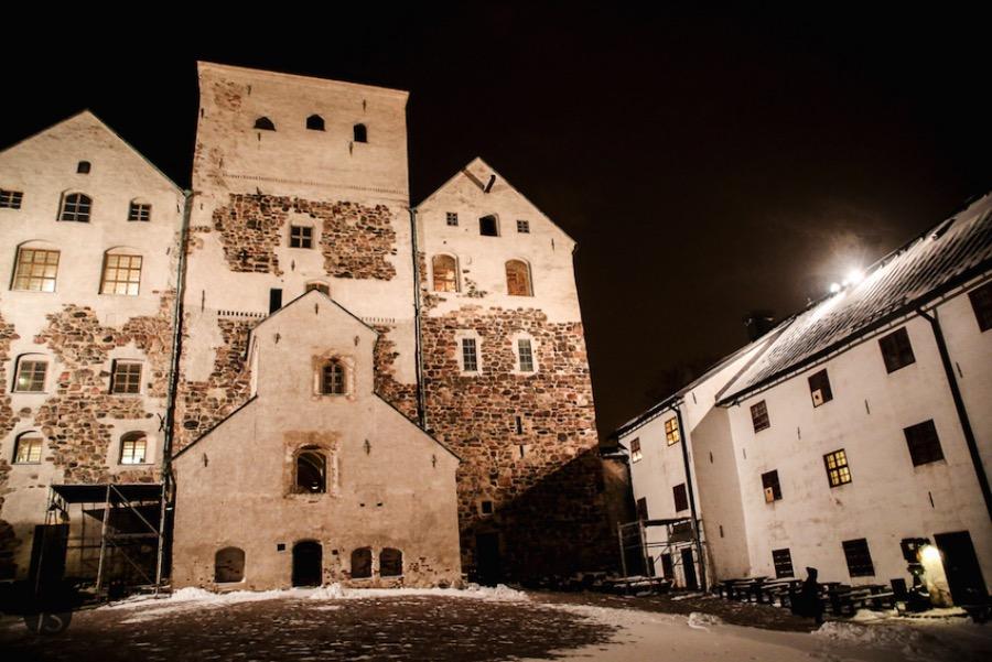 Turku Castle: Torture, Death and Ghosts Tour