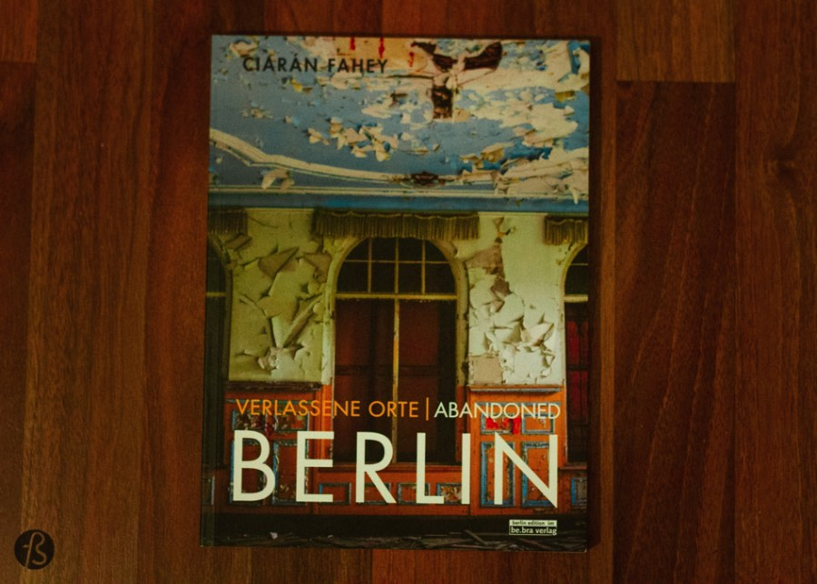Abandoned Berlin is an amazing blog and became an online reference. Now, it became a book and we had to do a interview about it.