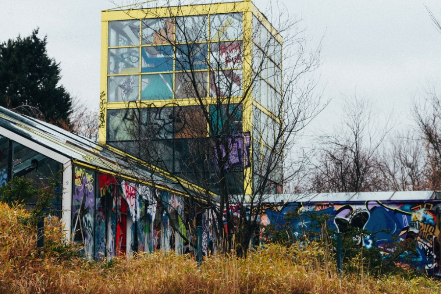 Blub Berlin – The Abandoned Water Park in Neukölln