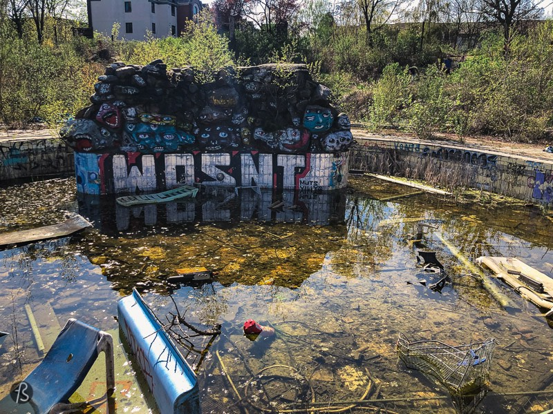 Blub Berlin: The Abandoned Water Park in Berlin-Neukölln