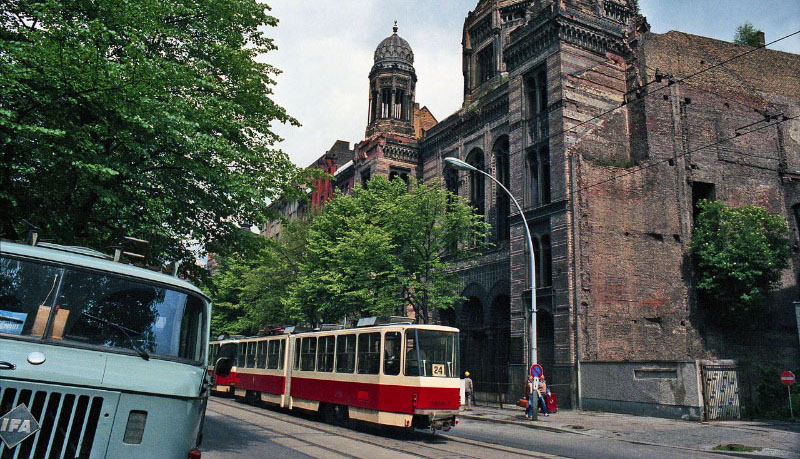 A video of Berlin Mitte in 1991