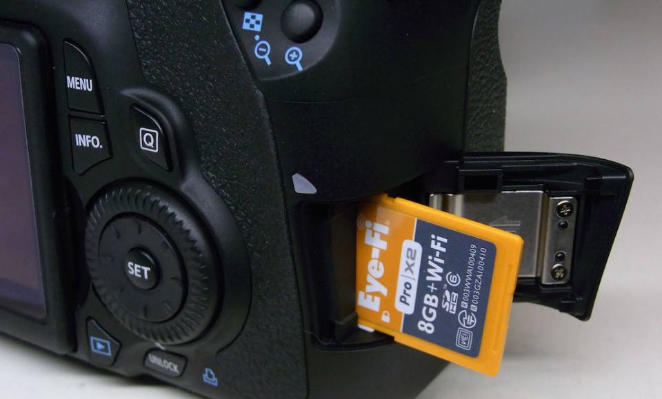 Eye Fi SD Card