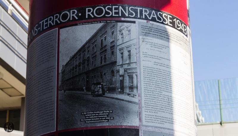 Rosenstrasse Protest - The Day Hitler Blinked