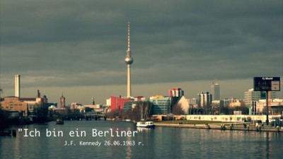Ich bin ein Berliner - a great way of turning a holiday video into something beautiful