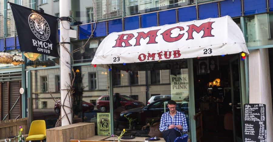 A bit more about the Ramones Museum