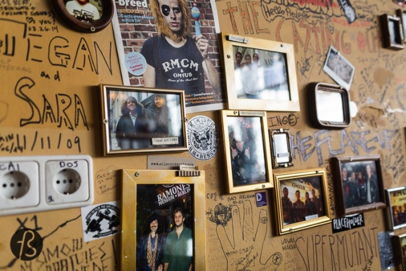 The Ramones Museum in Berlin by Fotostrasse