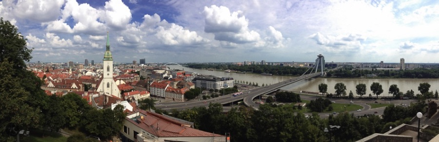 Things to do in Bratislava in an Afternoon - Castle Bratislava