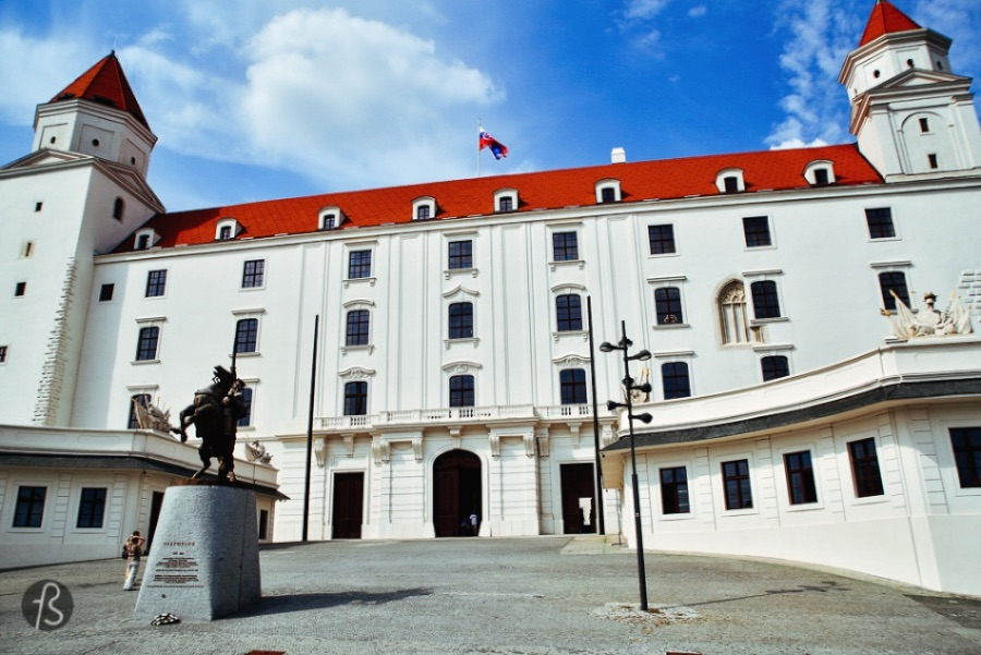 Things to do in Bratislava in an Afternoon - Bratislava Castle
