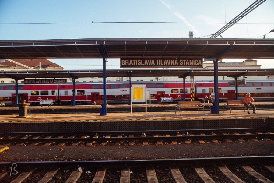 Things to do in Bratislava in an Afternoon - How to get to Bratislava