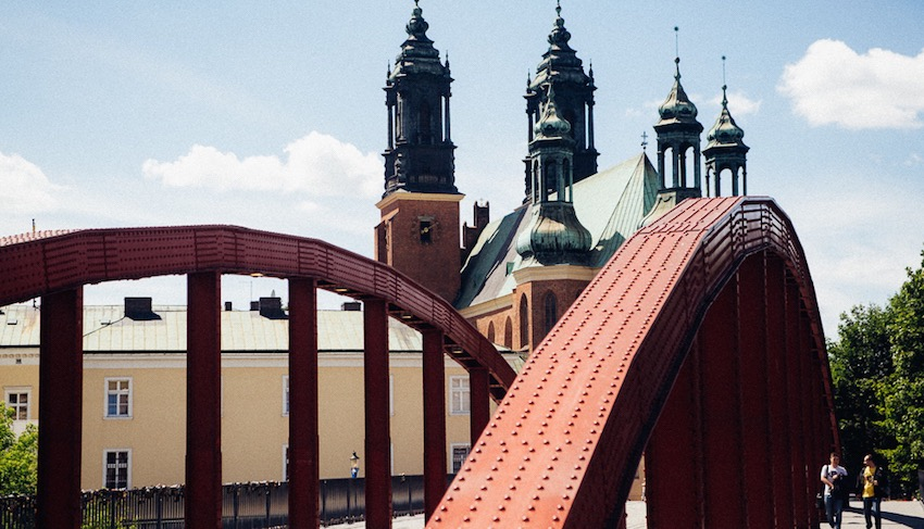 Why I fell in love with Poznan