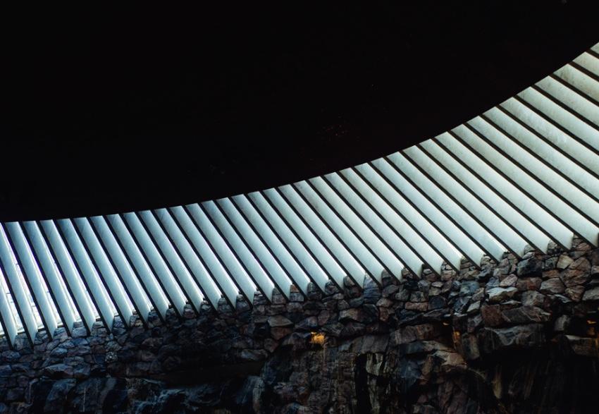 Church in the Rock: Helsinki's Temppeliaukio