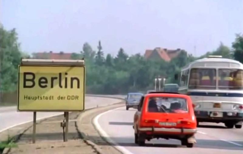 East Berlin in Video back in 1980