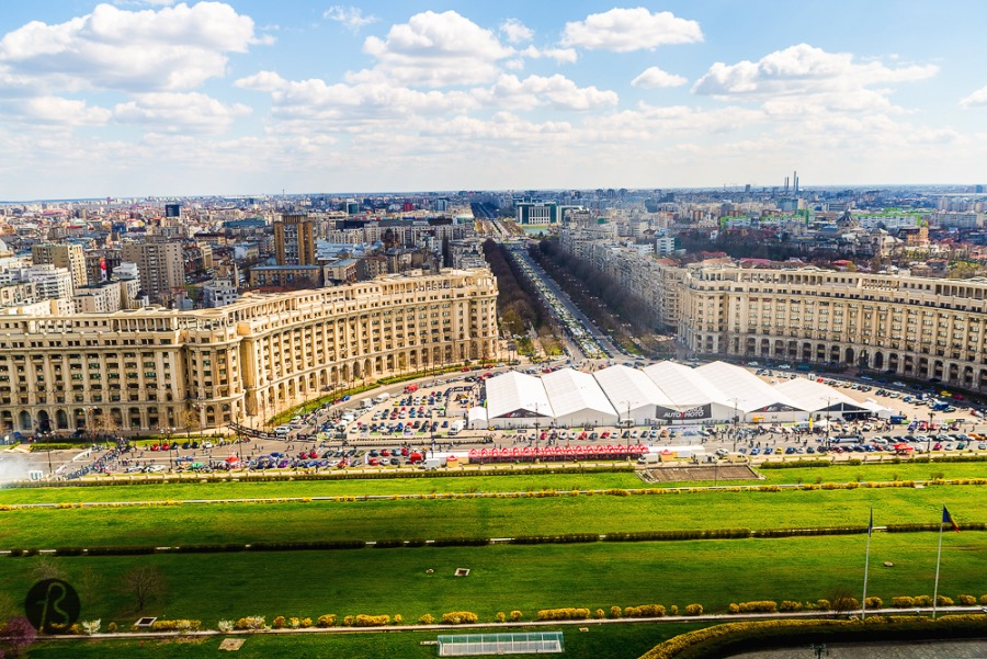 Things to do in Bucharest - Boulevard Unirii