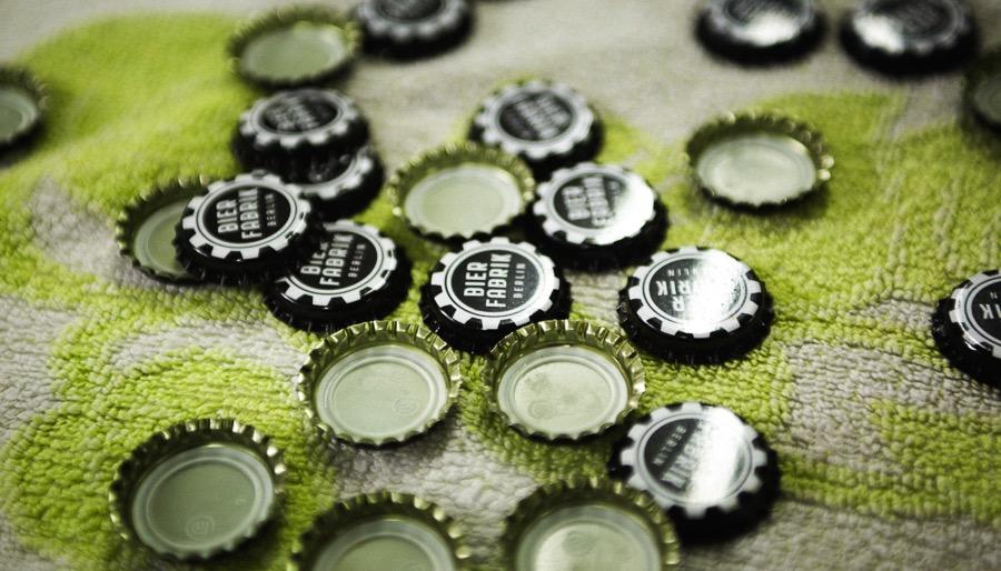 Bierfabrik: Brewing Beers in Marzahn