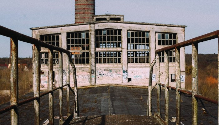 Chemiewerk Rüdersdorf: An Abandoned Chemical Factory close to Berlin