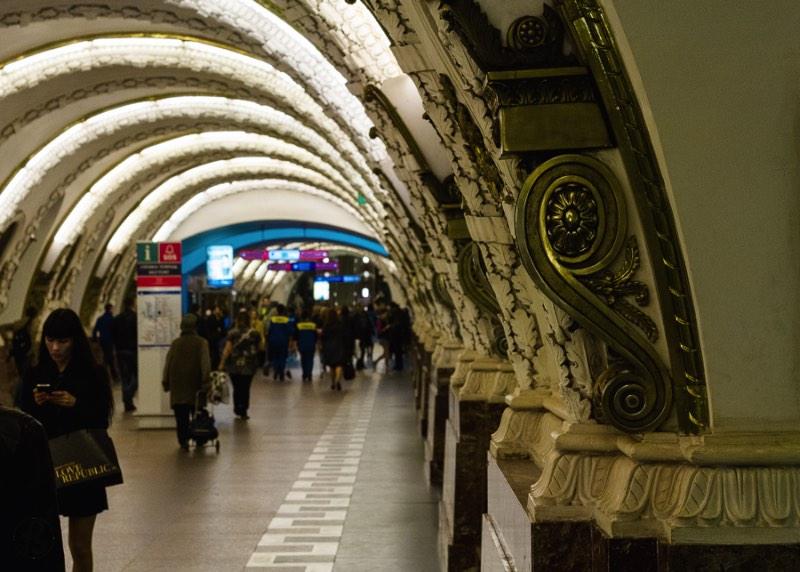 St Petersburg Russian Subway Map.St Petersburg Metro Exploring The Russian Underground Via Fotostrasse
