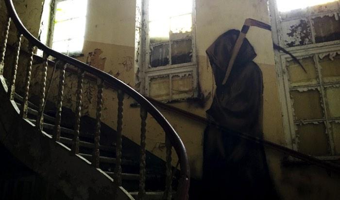 Exploring the Elisabeth Sanatorium in Stahnsdorf