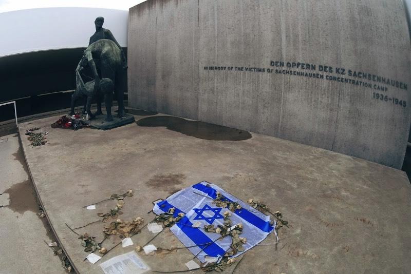 Sachsenhausen Concentration Camp in Oranienburg