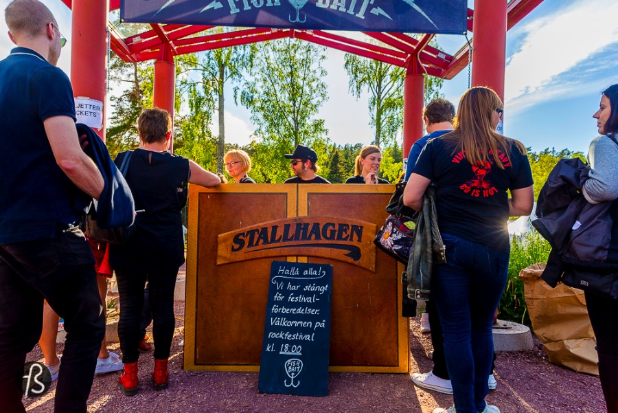 6 Things you need to to in Aland - Rock Out at the Fish Bait Festival 01